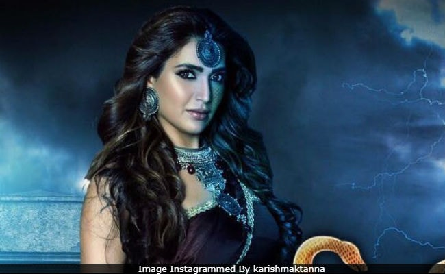 Naagin 3 Karishma Tanna On Stepping Into Mouni Roys Shoes And The
