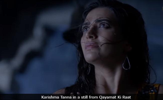 Karishma Tanna's Qayamat Ki Raat Will Bring 'Spook Back In Our Lives,' Says Ekta Kapoor