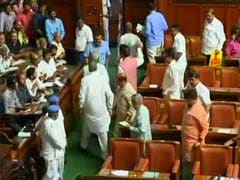 BJP MLAs Walk Out Of Karnataka Assembly Ahead of Trust Vote: 10 Points