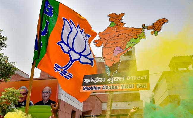BJP Sweeps Coastal Karnataka; Wins 18 Out Of 21 Seats, 4 More From Last Time