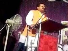 कर्नाटक में BJP विधायक का बेतुका बयान, कॉरपोरेटर्स को कहा- सिर्फ़ हिंदुओं के लिए काम करना है