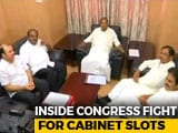Video : Inside Congress' Fight For Cabinet Berths, North Karnataka Strikes Back