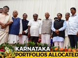 Video : Karnataka Portfolios Out, Chief Minister HD Kumaraswamy Keeps Finance