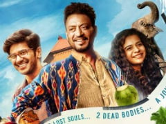 <i>Karwaan</i> First Look Poster: Irrfan Khan, Dulquer Salmaan And Mithila Palkar Drop Hints About Their Crazy Journey