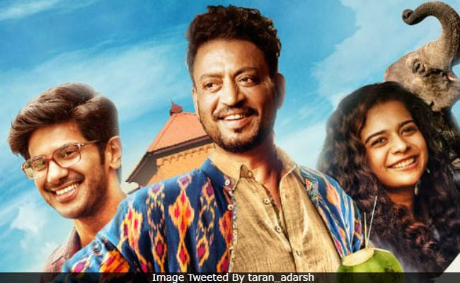 Karwaan First Look Poster: Irrfan Khan, Dulquer Salmaan And Mithila Palkar Drop Hints About Their Crazy Journey