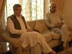 Jammu And Kashmir Governor Meets Political Parties On Roadmap For Peace