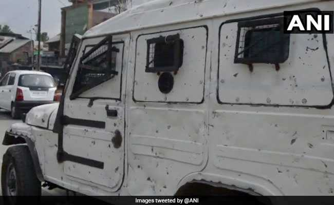 Separate Grenade Attacks At PDP MLA's House, CRRF Personnel In Anantnag