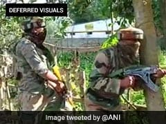 2 Terrorists Killed In Jammu And Kashmir's Bandipora, Search Operation On