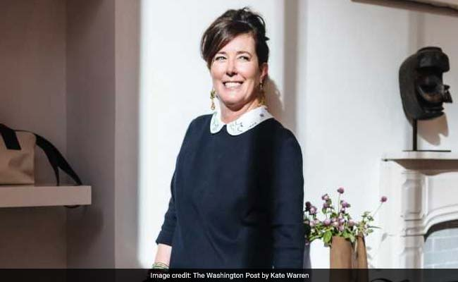 Designer Kate Spade Found Dead At Home, Reportedly Committed Suicide