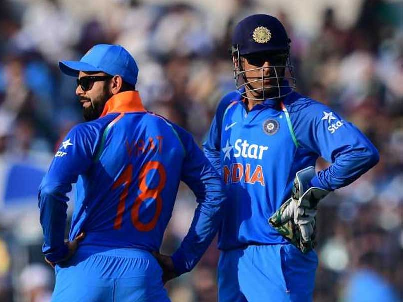 MS Dhoni Ahead Of Virat Kohli As