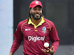 Watch: Chris Gayle