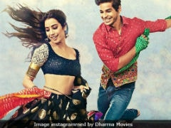 Today's Big Release: Janhvi Kapoor And Ishaan Khatter's <i>Dhadak</i>