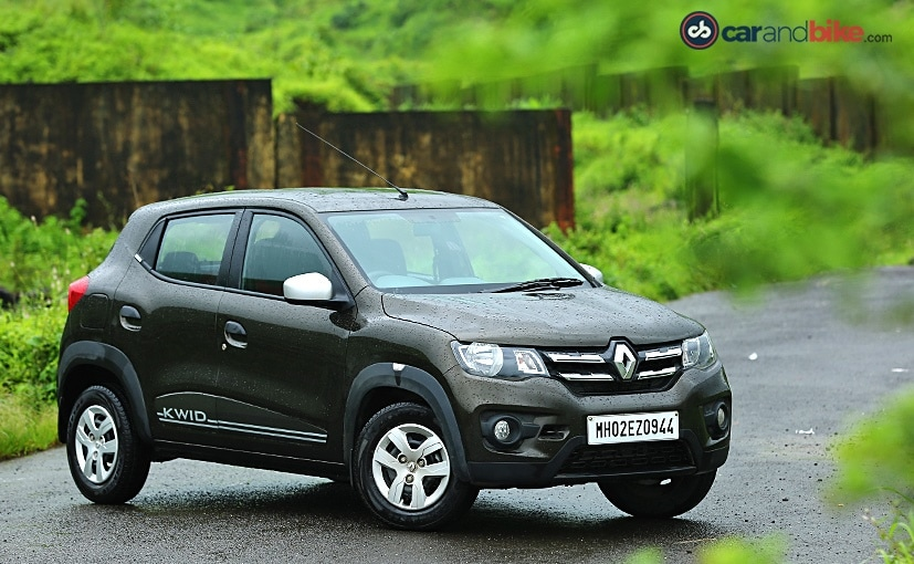 2018 Renault Kwid gets a bunch of cosmetic updates that add a bit of freshness to the car