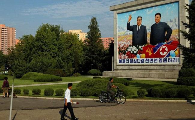 Hasil gambar untuk North Korea's founding anniversary a chance for Kim to raise cash, project new image