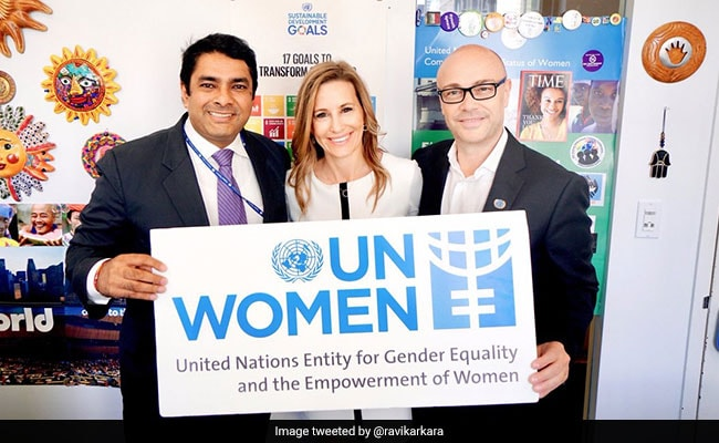 Indian At UN Gender Equality Agency Faces Action For 'Sexual Misconduct'