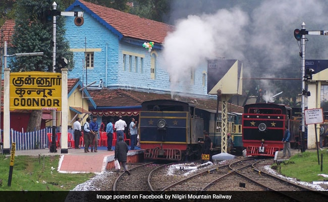 British Couple Charters Entire Train For Honeymoon Trip To Nilgiri Hills