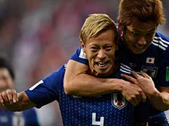 World Cup 2018: Keisuke Honda Hits Late Japan Leveller vs Senegal To Blow Group H Wide Open