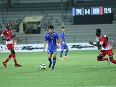 Intercontinental Cup: Kenya Outclass Chinese Taipei To Set India Final