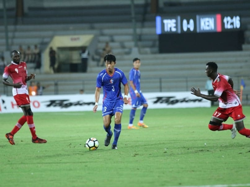 Intercontinental Cup: Kenya Outclass Chinese Taipei To Set Summit Clash Against India
