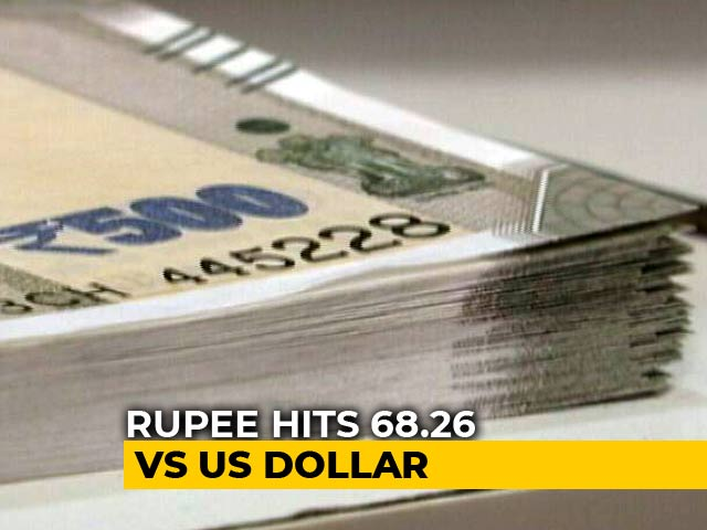 Video : Rupee Hits 1-Month High Against US Dollar