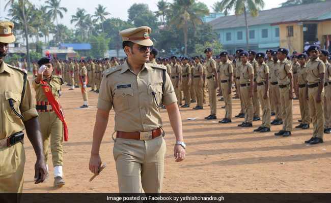 Kerala IPS Officer Accepts Prime Minister Narendra Modi's Fitness