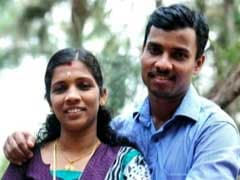 Husband Of Nurse Who Died Of Nipah Donates 1st Salary For Kerala Rain Aid