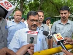 Arvind Kejriwal Slams Centre, Says No Money For Delhi Sanitation Workers