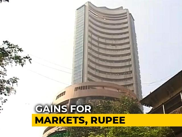 Video : Rupee Gains 23 Paise After Hitting All-Time Low