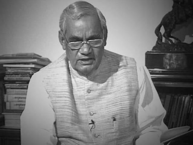 बिहार के राज्यपाल मलिक और सीएम नीतीश कुमार ने वाजपेयी के निधन पर जताया शोक