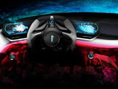 Mahindra-Owned Pininfarina Teases Futuristic Interior Of New Hypercar