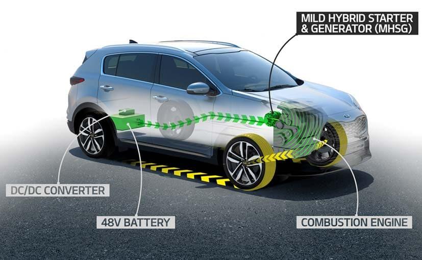 Kia Motors To Launch New Diesel 48v Mild-Hybrid Powertrain This Year