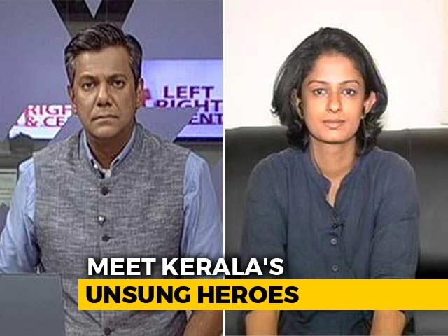 Video : Meet Kerala's Unsung Heroes: The Woman Force Who Rallied Support