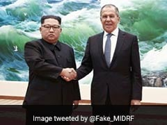 Did Russian TV Add A Smile To Kim Jong-Un's Face? Internet Thinks So