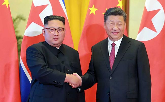 2 Months After Trump-Kim Jong Un Handshake, Xi To Visit North Korea