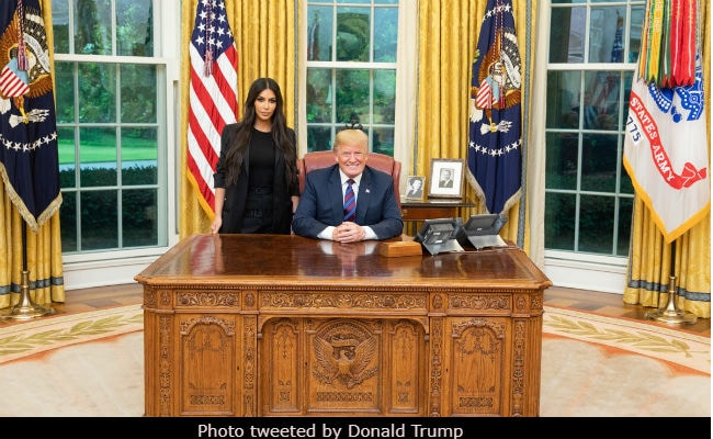 No, Kim Kardashian West Isn't Joining Politics But She Isn't Stopping Either