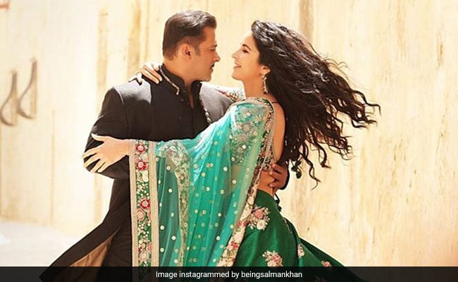 Bharat First Look: The Salman Khan, Katrina Kaif Pic We Were Waiting For