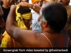 किरण बेदी ने मूलनाथार मंदिर से निकाली रथ यात्रा