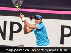 Asian Games 2018: Ankita Raina Wins Tennis Singles Bronze; Rohan Bopanna-Divij Sharan Enter Final