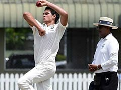 Watch: Arjun Tendulkar Celebrates After Taking First International Wicket