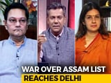 Video: Assam List: Uniting Opposition Or Exposing Mamata Banerjee's 'U-Turn'?