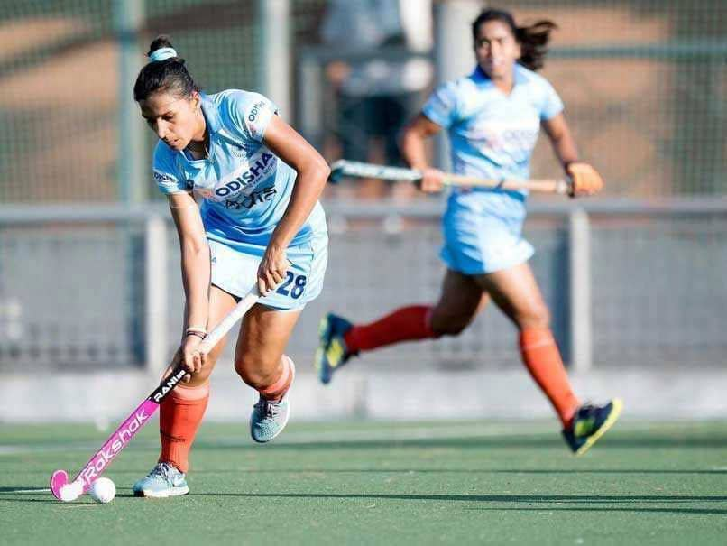 India Womens Hockey Team Aims To Better 2014 Asiad Bronze