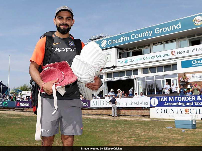 India vs England: Essex Cricket