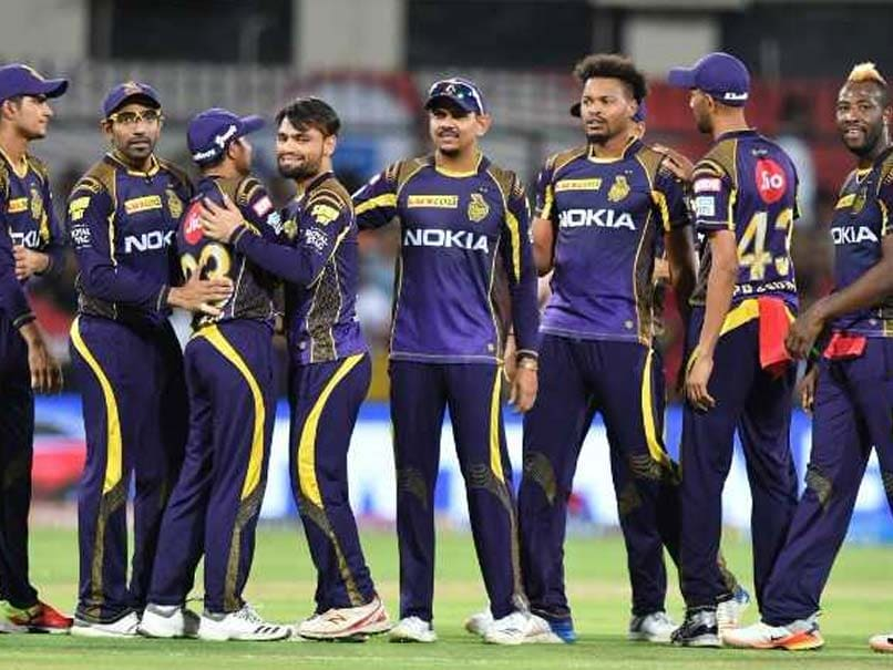 KKR, RR face-off in survival battle