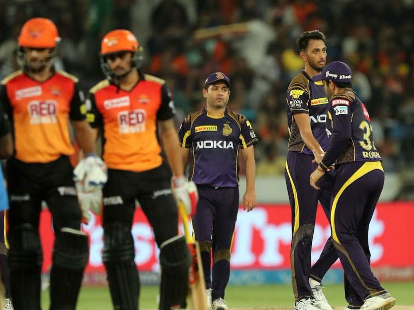 IPL 2018: When And Where To Watch Kolkata Knight Riders Vs SunRisers Hyderabad, Live Coverage On TV, Live Streaming Online