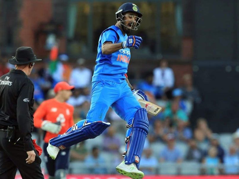 KL Rahul Surges In ICC T20I Rankings, Aaron Finch Tops The Chart