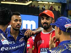 IPL 2018, MI vs KXIP: Hardik Pandya Applauds Friend KL Rahul With