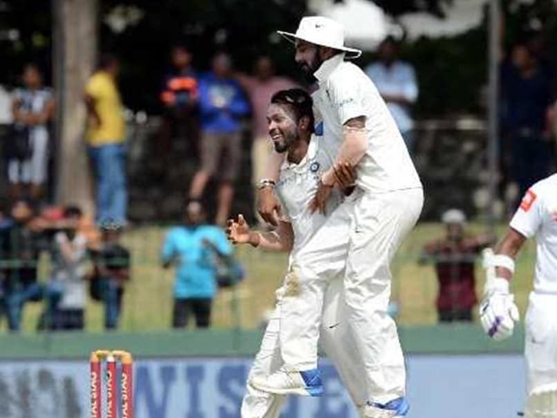 Afghanistan bowlers enjoy late success on Test cricket debut against India