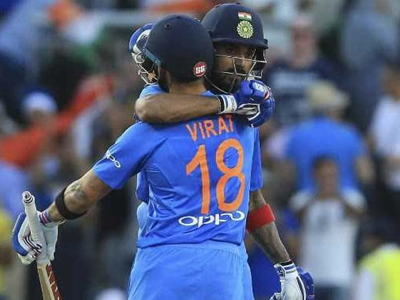 KL Rahul Reveals Cristiano Ronaldo Inspiration Behind Celebration With Virat Kohli