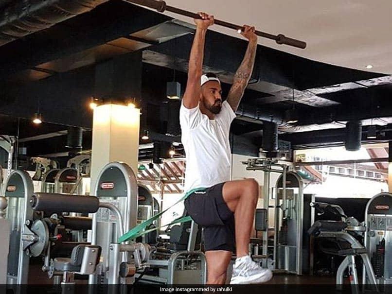 KL Rahul Accepts Virat Kohlis Fitness Challenge, Shows Off His Workout Regime