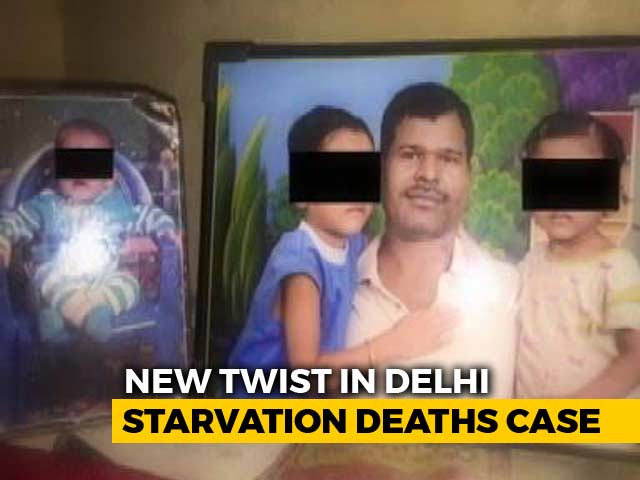 "Video : Father Gave ""Unknown Medicine"" To Delhi Girls Who ""Starved"", Probe Finds"